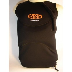 New ERGO BLACK NEOPRENE VEST